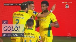 GOLO! FC P.Ferreira, Bruno Santos aos 52', Rio Ave FC 1-3 FC P.Ferreira