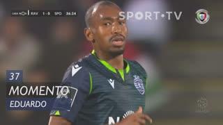 Sporting CP, Jogada, Eduardo aos 37'
