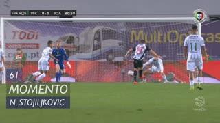 Boavista FC, Jogada, N. Stojiljkovic aos 61'