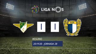Liga NOS (28ªJ): Resumo Moreirense FC 1-1 FC Famalicão
