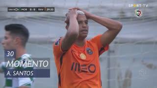 Rio Ave FC, Jogada, Aderllan Santos aos 30'