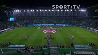 Sporting CP x SL Benfica: Confere aqui a constituição das equipas!