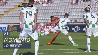 Gil Vicente FC, Jogada, Lourency aos 81'