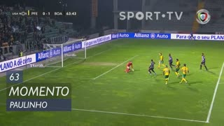 Boavista FC, Jogada, Paulinho aos 63'