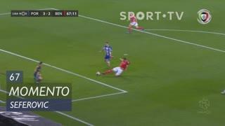 SL Benfica, Jogada, Seferovic aos 67'