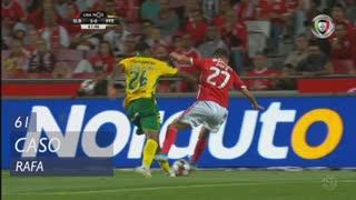 SL Benfica, Caso, Rafa aos 61'
