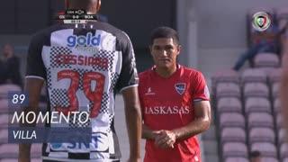 Gil Vicente FC, Jogada, Villa aos 89
