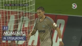 Boavista FC, Jogada, N. Stojiljkovic aos 37'