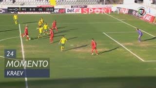 Gil Vicente FC, Jogada, Kraev aos 24'