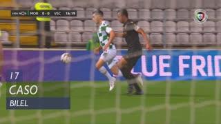 Moreirense FC, Caso, Bilel aos 17'
