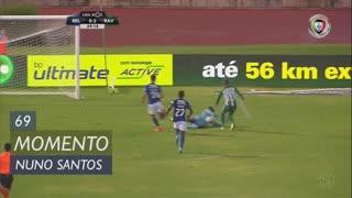 Rio Ave FC, Jogada, Nuno Santos aos 69'