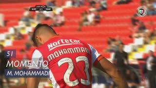CD Aves, Jogada, M. Mohammadi aos 51'