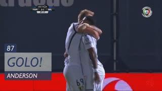 GOLO! FC Famalicão, Anderson aos 87', FC Famalicão 3-1 Belenenses SAD