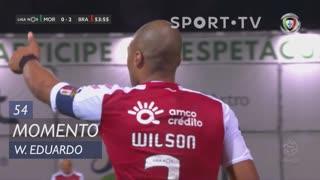SC Braga, Jogada, Wilson Eduardo aos 54'