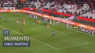 FC Famalicão, Jogada, Fábio Martins aos 1'