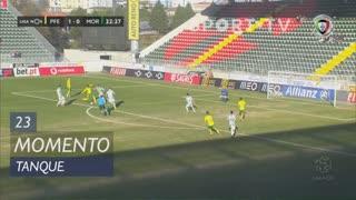 FC P.Ferreira, Jogada, Tanque aos 23'