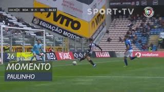Boavista FC, Jogada, Paulinho aos 26'