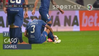 Gil Vicente FC, Caso, Soares aos 31'
