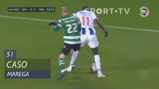 FC Porto, Caso, Marega aos 51'