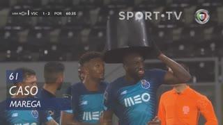 FC Porto, Caso, Marega aos 61'