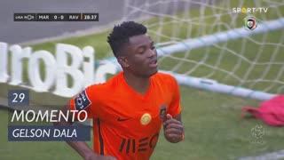 Rio Ave FC, Jogada, Gelson Dala aos 29'
