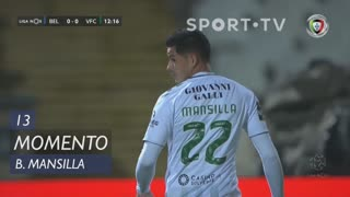 Vitória FC, Jogada, B. Mansilla aos 13'