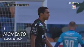 Sporting CP, Jogada, Tiago Tomás aos 1'