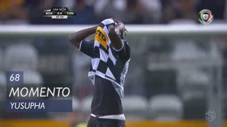 Boavista FC, Jogada, Yusupha aos 68'