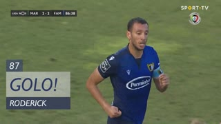 GOLO! FC Famalicão, Roderick aos 87', Marítimo M. 2-2 FC Famalicão