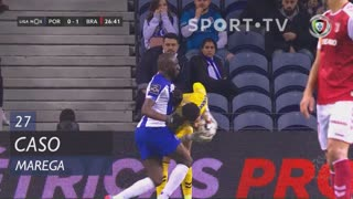 FC Porto, Caso, Marega aos 27'