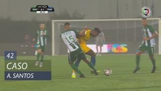 Rio Ave FC, Caso, Aderllan Santos aos 42'