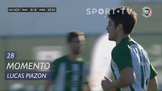 Rio Ave FC, Jogada, Lucas Piazon aos 28'