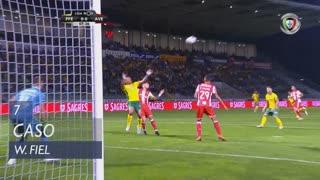 FC P.Ferreira, Caso, W. Fiel aos 7'