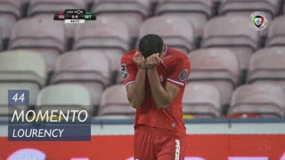 Gil Vicente FC, Jogada, Lourency aos 44'