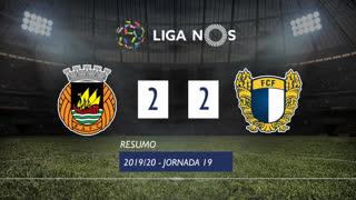Liga NOS (19ªJ): Resumo Rio Ave FC 2-2 FC Famalicão