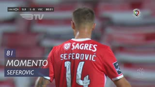 SL Benfica, Jogada, Seferovic aos 81'