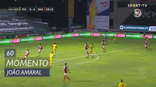 FC P.Ferreira, Jogada, João Amaral aos 60'