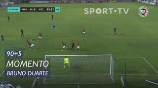 Vitória SC, Jogada, Bruno Duarte aos 90'+5'