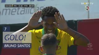 GOLO! FC P.Ferreira, Bruno Santos aos 7', FC P.Ferreira 1-0 Portimonense
