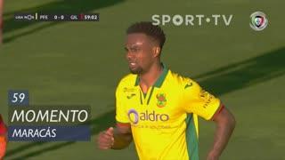 FC P.Ferreira, Jogada, Maracás aos 59'