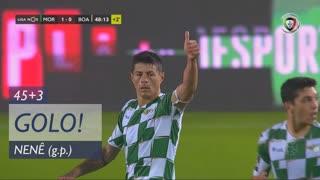 GOLO! Moreirense FC, Nenê aos 45'+3', Moreirense FC 1-0 Boavista FC