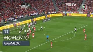 SL Benfica, Jogada, Grimaldo aos 33'