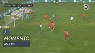 Rio Ave FC, Jogada, Mehdi aos 7'