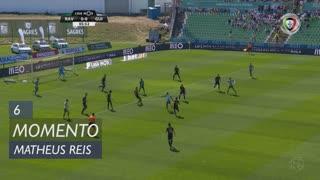 Rio Ave FC, Jogada, Matheus Reis aos 6'