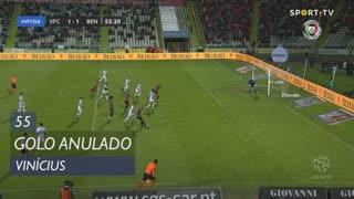 SL Benfica, Golo Anulado, Vinícius aos 55'