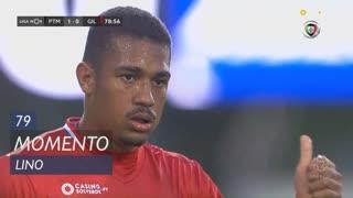 Gil Vicente FC, Jogada, Lino aos 79'