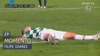 Moreirense FC, Jogada, Filipe Soares aos 29'