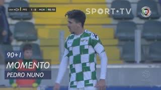 Moreirense FC, Jogada, Pedro Nuno aos 90'+1'