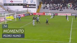 Moreirense FC, Jogada, Pedro Nuno aos 74'