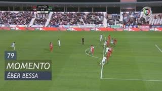 Vitória FC, Jogada, Éber Bessa aos 79'